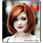 Women Bob Hairstyle   #Bob #Hairstyle  Source: http://www.pinclothes.com/women-bob-hairstyle/nicola-roberts-classic-short-bob-hairstyle/