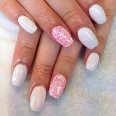 Am in love with our new Iced Lace collection . These beautiful nails used our Mango Iced Lace but we have many more colours . Go wild