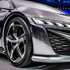 Beautiful Acura NSX by Janny Dangerous Acura Nsx, Acura Supercar, Supercars, Dream Cars, Sweet Cars, New Trucks, Car Engine, Expensive Cars, Car Car