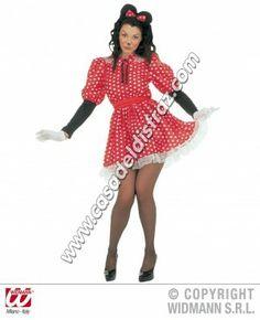Disfraz de Ratita para mujer  23,95€ #DisfracesDivertidos #Carnaval http://casadeldisfraz.com/