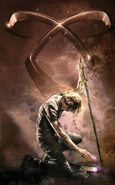 Jace - City of Bones (Shadowhunters, The Mortal Instruments, book one) by Cassandra Clare, special edition cover