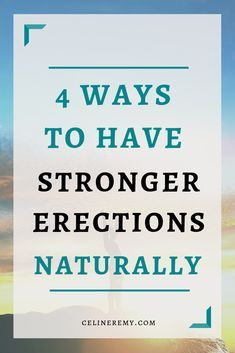 Discover 4 ways to improve your stamina and have stronger erections when it counts. There are many factors that affect your erections, and by doing simple tweaks you can get your erections back. Click through to learn how to get hard naturally. Ways To Increase Testosterone, Boost Testosterone, How To Massage Yourself, Men Health Tips, Women Health, Hormone Replacement Therapy, Prostate Massage, High Intensity Workout, Human Body