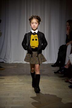 Bonpoint Winter 2015 Fashion Show #Bonpoint #FashionShow #kidsfashion