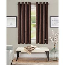 Better Homes and Gardens Crushed Room Darkening Curtain Panel (colors-paprika etc) Room Darkening Curtains, Panel Curtains, Blackout Curtains, Beautiful Curtains, Home Bedroom, Master Bedroom, Better Homes And Gardens, Home Look, Home And Garden