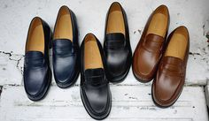 J.M.Weston loafers