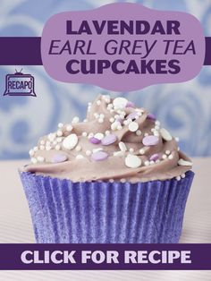 From the reality series D.C. Cupcakes, Georgetown Cupcake bakery owner Sophie Kallinis LaMontagne was on The Talk with her Lavender Earl Grey Tea Cake Recipe. Try it out yourself!