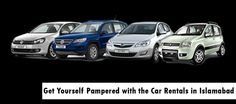 Go for the rent a car Islamabad services when visiting Islamabad.
