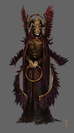 Another Witchlord, Jens Kuczwara on ArtStation at https://www.artstation.com/artwork/KQAqr