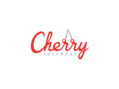 Logottica featured logo Cherry software by Mynus
