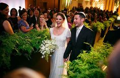 Diana wearing the Dina gown #JennyPackhambride www.jennypackham.com