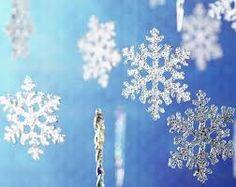 Resultado de imagen de snow party decorations