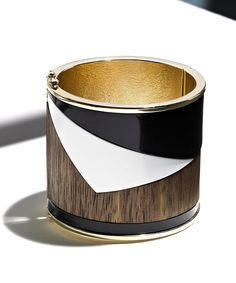 'Patchwork' cuff by Riccardo Tisci for Givenchy