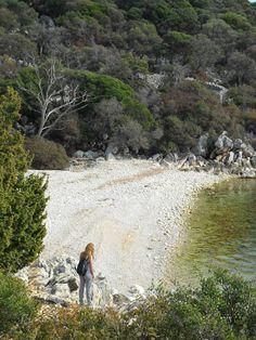 Lun, island Pag, Croatia