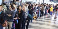 Chicago O'Hare Airport Workers Vote To Strike, Just In Time For Thanksgiving