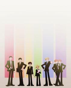 Colégio Ouran Host Club, Host Club Anime, School Clubs, High School Host Club, Anime Titles, Ouran Highschool, Black Butler Kuroshitsuji, Romance Movies, Rich People