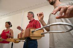 Le thérémine, instrument rare et étrange, rassemble des passionnés à Colmar