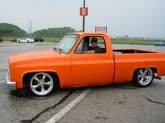 Lets see them 73-87 chevy trucks - Page 5 - Yellow Bullet Forums