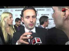 "Front Row Features Wire | Pacific Rim Video correspondent Chris Trondsen talks to actor Andrew Lincoln about his character Rick Grimes during ""The Walking Dead Season 3"" red carpet premiere held at the Universal City Walk in Universal City on Friday, October 5, 2012. Video produced by Peter Gonzaga. Follow us at http://twitter.com/pacificrimvide..."