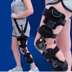 ee9dc8c894 JORZILANO Knee Injury Protection Hinged Knee Brace Orthopedic Fixator  Posture Corrector Patella Fracture Post-Op
