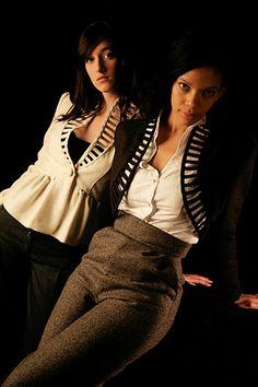 Hedgehog Bolero & Jacket by Anja, Swedish Designer