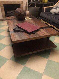 Madera de alta calidad, mesas que te van a durar toda la vida by BERKANA Shop