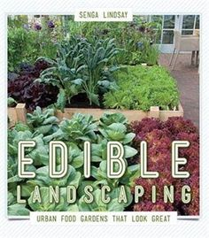 Edible Landscaping: Urban Food Gardens That Look Great now on indigo.ca