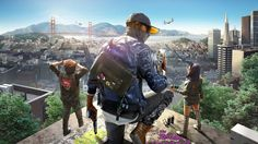 Watch Dogs 2 Reveal Trailer , Play as Marcus Holloway, a brilliant young hacker living