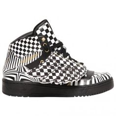 ADIDAS ORIGINALS BY JEREMY SCOTT WINGS MONOCHROME #sneaker