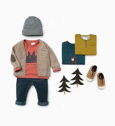 - Shop by Look - Baby boy - Baby | 3 months - 3 years - KIDS | ZARA Croatia