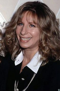 Beautiful Barbra!
