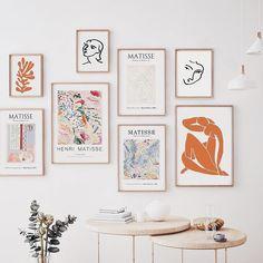 """Apartamento 203 on Instagram: """"Da série, já salva esse post! Como colocar quadros nas paredes. - Para uma melhor visualização e experiência estética, é recomendável…"""" Matisse Prints, Matisse Art, Henri Matisse, Matisse Paintings, Wall Paintings, Abstract Wall Art, Canvas Wall Art, Wall Of Art, Framed Wall Art"""