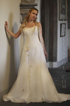 Medieval & Fairy Wedding Dresses | Celtic, Elvish, Gothic, Alternative Dress Designs, UK