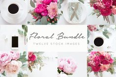 Floral Stock Images+