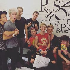 The Vamps and The Tide 21/1/16 Australia