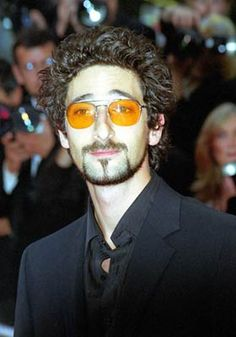 Adrien Brody at an event for The Pianist (2002)