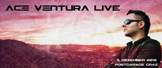 Tickets für ACE VENTURA live @ Graz NEXT DAY is a HOLIDAY MADNESS 7.12. in Graz Ace Ventura, Price Tickets, Next Day, Live, Madness, Events, Holiday, Movies, Movie Posters