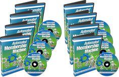 Automated Membership Machine Video Course – Kokoshungsan Ltd | The fun never stops.