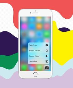 Uses | 3D Touch is one of the hallmark features of the new iPhone ...
