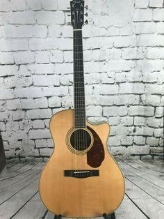 Fender Acoustic Guitar, Guitar Case, Auditorium, Playing Guitar, Guitars, Electric, Music Instruments, Vintage, Natural
