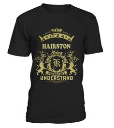 HAIRSTON