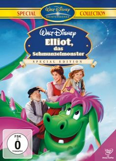 Elliot, das Schmunzelmonster Special Collection Special Edition: Amazon.de: Helen Reddy, Jim Dale, Sean Marshall, Red Buttons, Mickey Rooney...