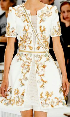 Chanel Fall Couture 2014