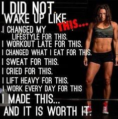 Health and fitness, steering from to daily workout, which by and by takes the negative turn. For that reason, do you want of that health fitness reboot? Then discover this fasntastic pinned image reference 2794672116 today. Sport Motivation, Fitness Motivation, Weight Loss Motivation, Monday Motivation, Motivation Quotes, Weight Lifting Quotes, Female Motivation, Fitness Workouts, Fitness Tips
