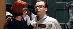 Annie Potts and Rick Moranis in Ghostbusters II                                                                                                                                                                                 More