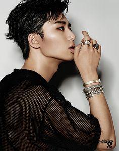 Park Seo Joon Piles On Bold Accessories In Marie Claire Seo Kang Joon, Park Seo Joon Abs, Joon Park, Park Seo Jun, Park Hae Jin Abs, Asian Actors, Korean Actors, Korean Guys, South Corea