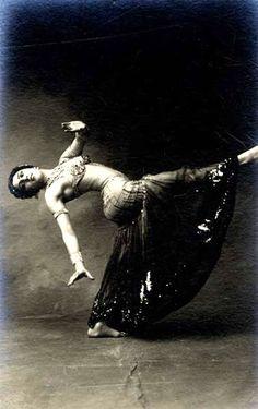 lovely, strong dancer