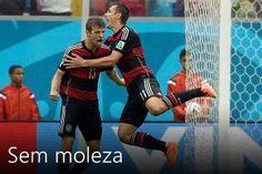 Alemanha 1 x 0 Estados Unidos (© AP)