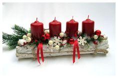 Christmas And New Year, White Christmas, Christmas Diy, Christmas Wreaths, Christmas Cards, Merry Christmas, Red Candles, Pillar Candles, Advent Wreath