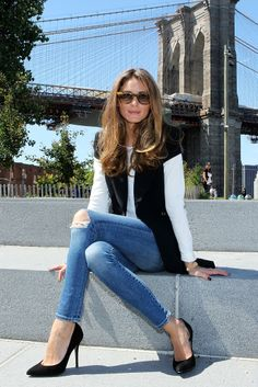Olivia Palermo - sophisticated style