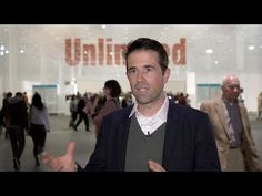 Interview with the Curator of Art Basel's 'Unlimited' Sector, Gianni Jetzer | VernissageTV Art TV